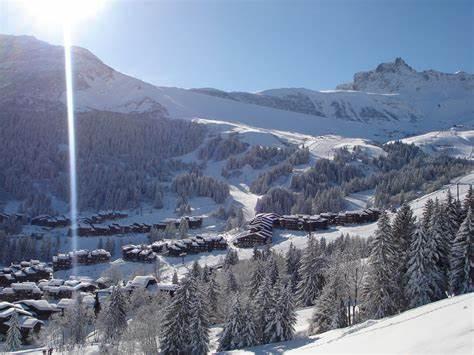 Valmorel Station de ski